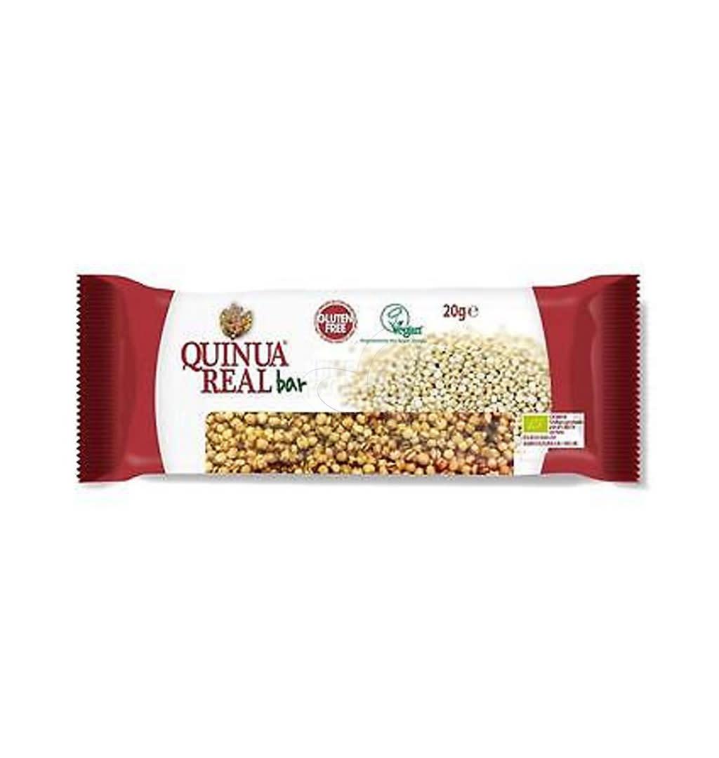 La Finestra sul Cielo Quinua Real Barretta Quinoa e Cranberries Biologica
