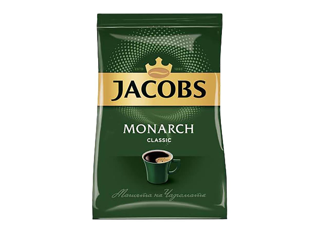 Кафе Якобс Монарх мляно класик (100г) / 12814