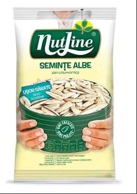Seminte albe de floarea-soarelui Nutline 100g