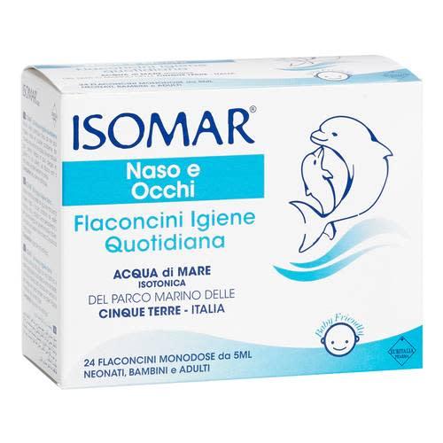 Isomar Sol Isotonica 24Fl 5Ml