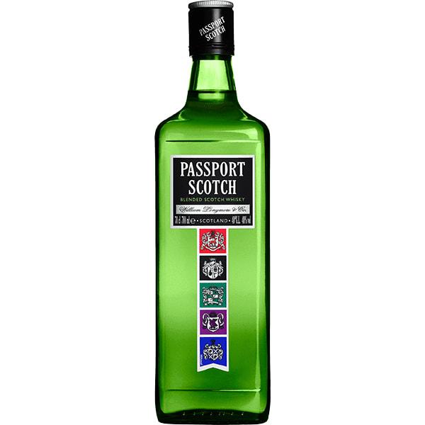 Passport Scotch Whisky 750ml