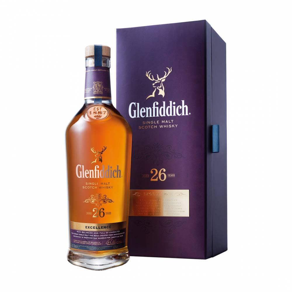 Glenfiddich Vintage 26 Years 700ml