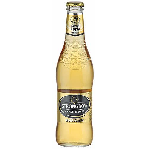 Strongbow Gold Mar Cidru 4.5% 0.33l St.N