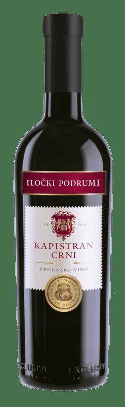 Kapistran Crni Premium serija/Vrhunska vina 0,75/1