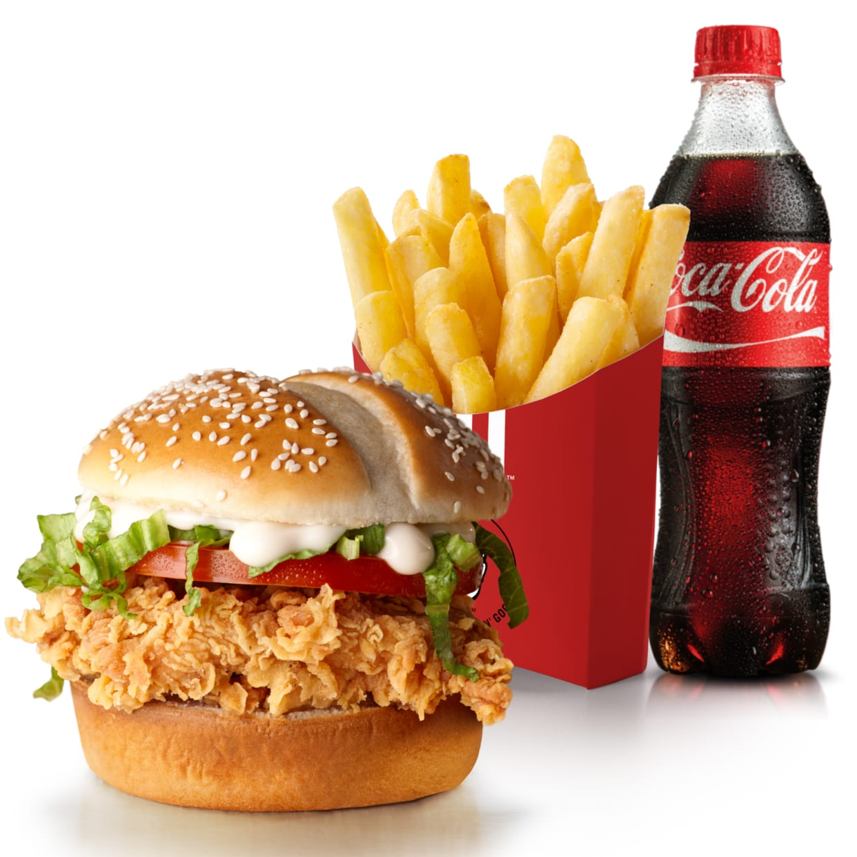 Zinger Burger Meal