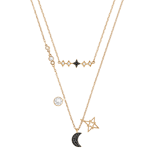 Set Collane Swarovski Symbolic Moon - ID 5273290
