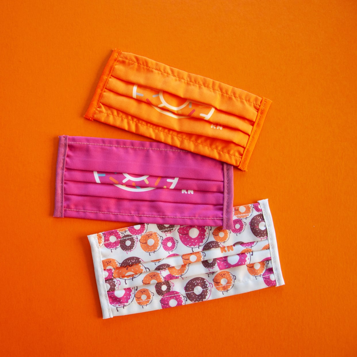 Mascarilla Naranja