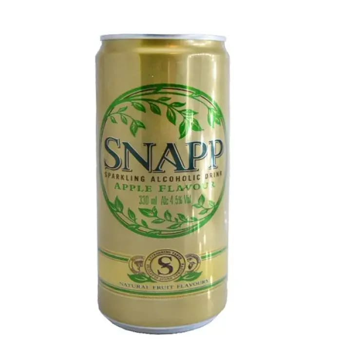 Snapps can 330ml