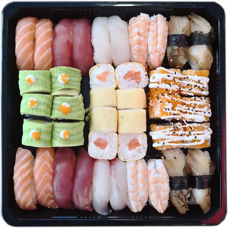 #1003 - Sushi Misto - 40peças
