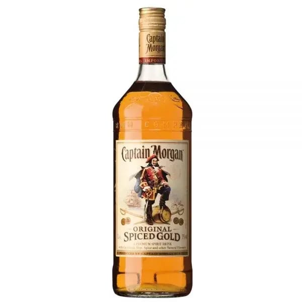 Captain Spiced Gold 1000Ml