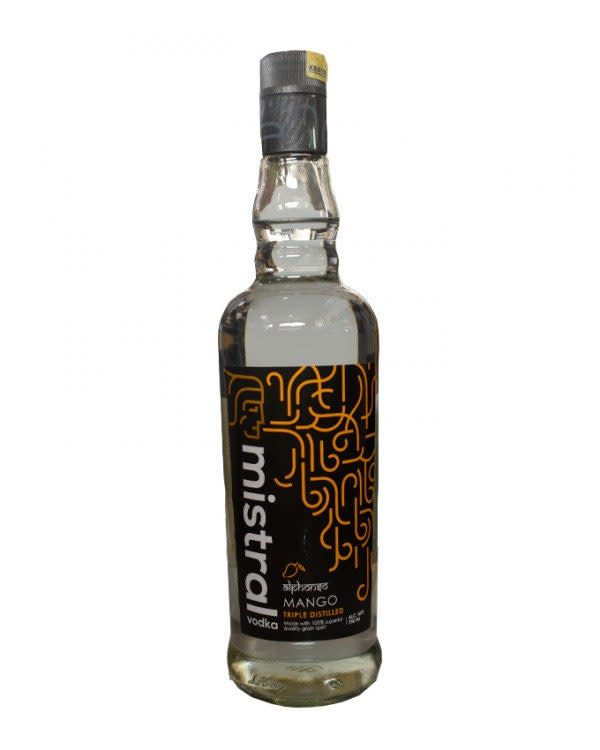 Mistral Vodka Mango 750ml