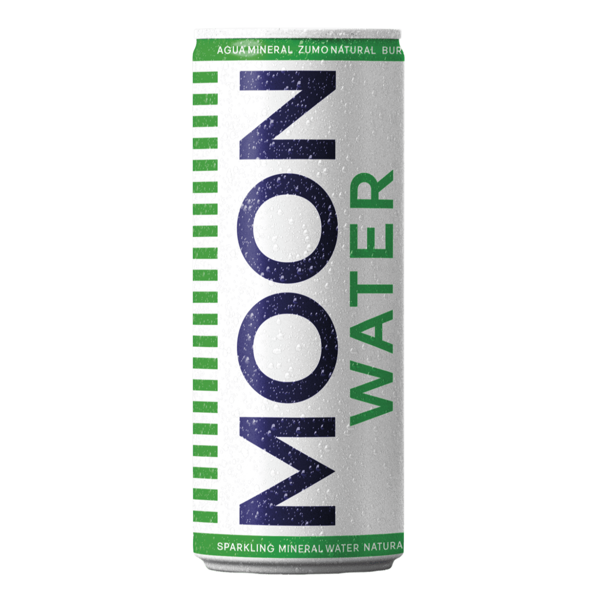Moon Water Original Lime (33 cl.)