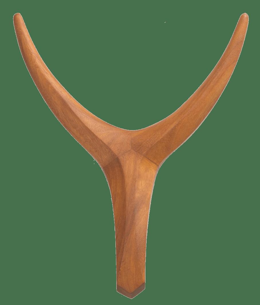 Appendiabiti in legno - iroko