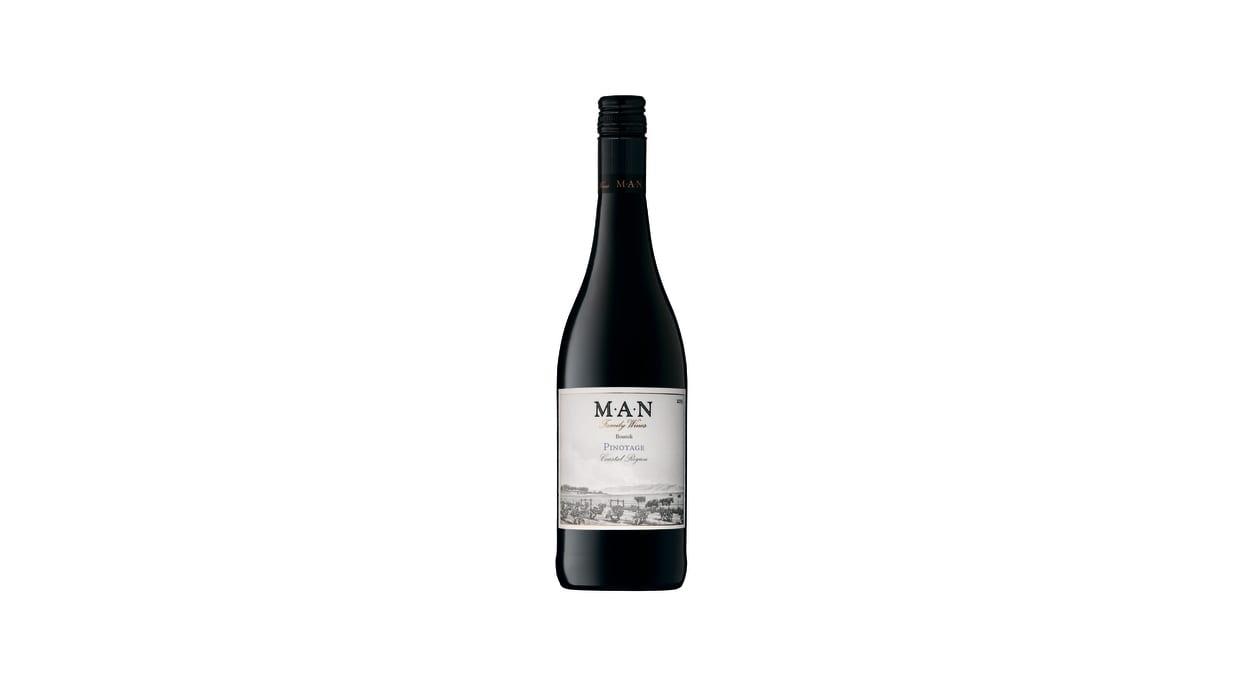 Вино МАН Пінотаж Босток червоне сухе (0,75л)