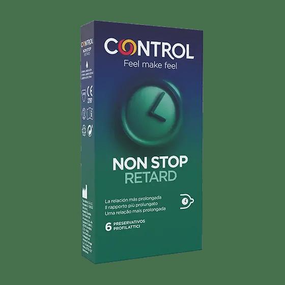 Control New Non Stop Ret -  6  pezzi