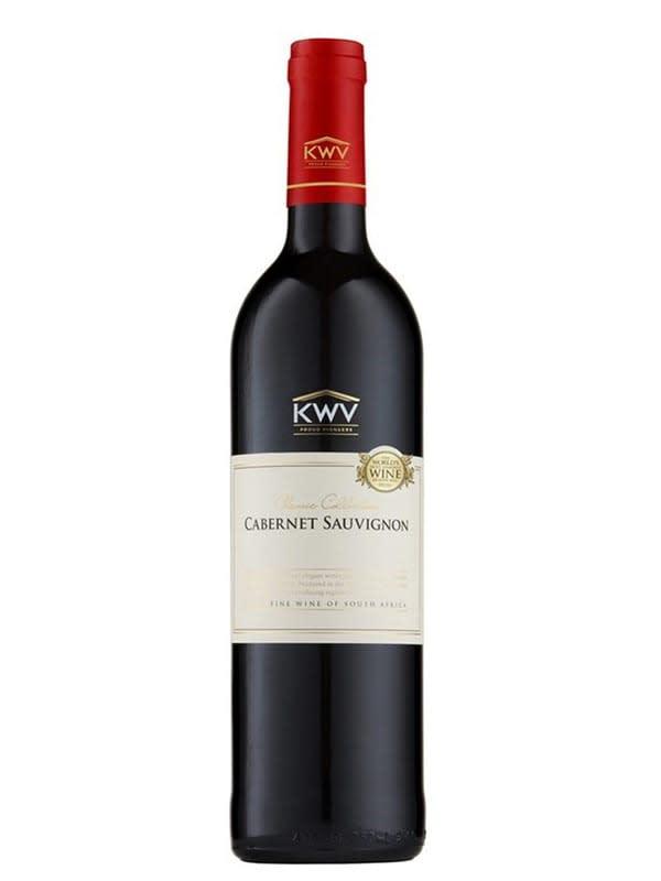 Kwv Classic Cabernet Sauvignon 750Ml