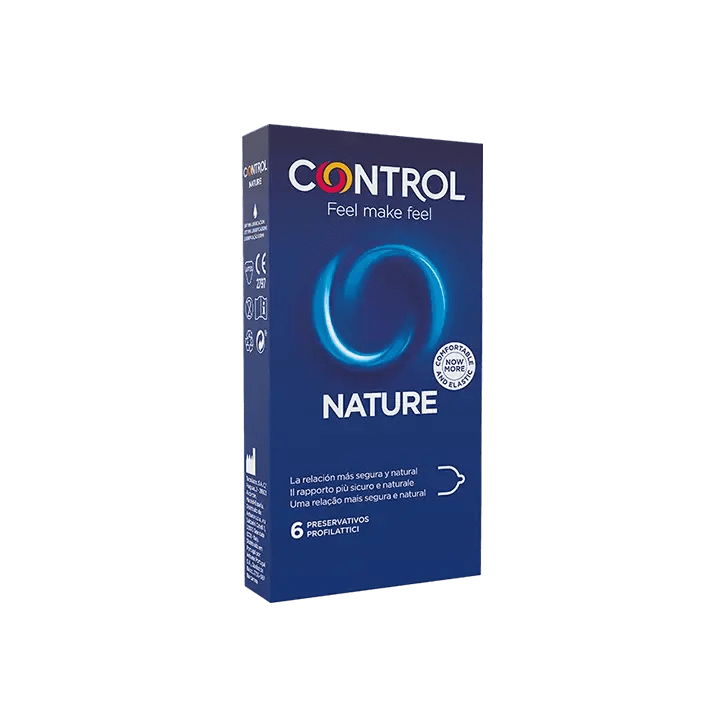 Control New Nat 2,0 - 6  pezzi