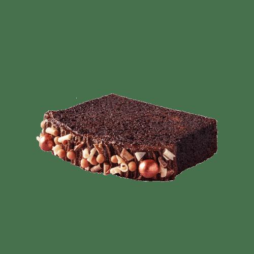 Christmas Chocolate Loaf Cake