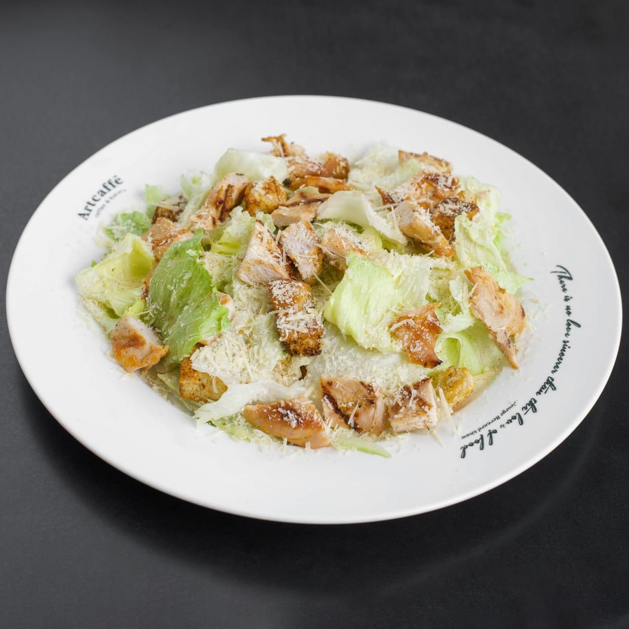 Caesar Salad - Veg option