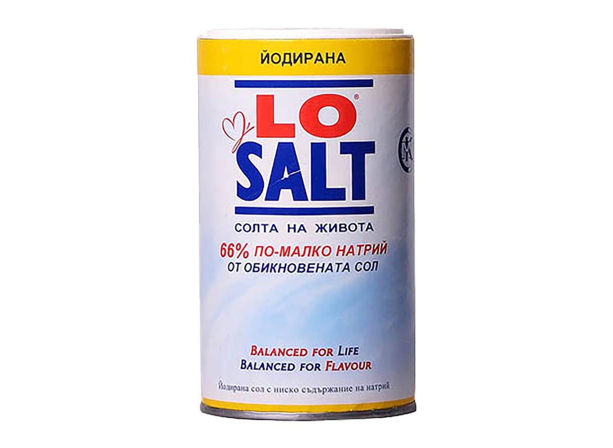 Сол калиева готварска Лосалт (350г) / 24203