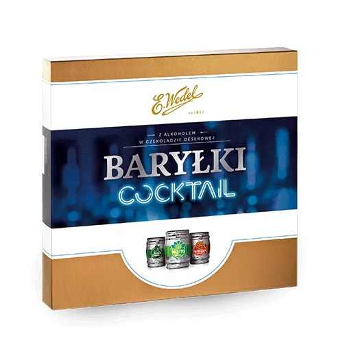 Baryłki Coctail edycja limitowana 200g