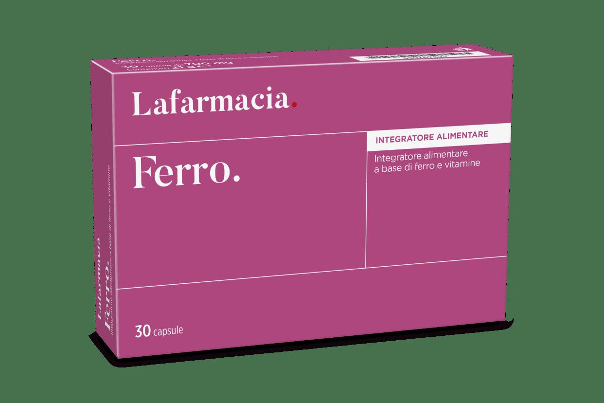 Lf. Ferro 30 Cps