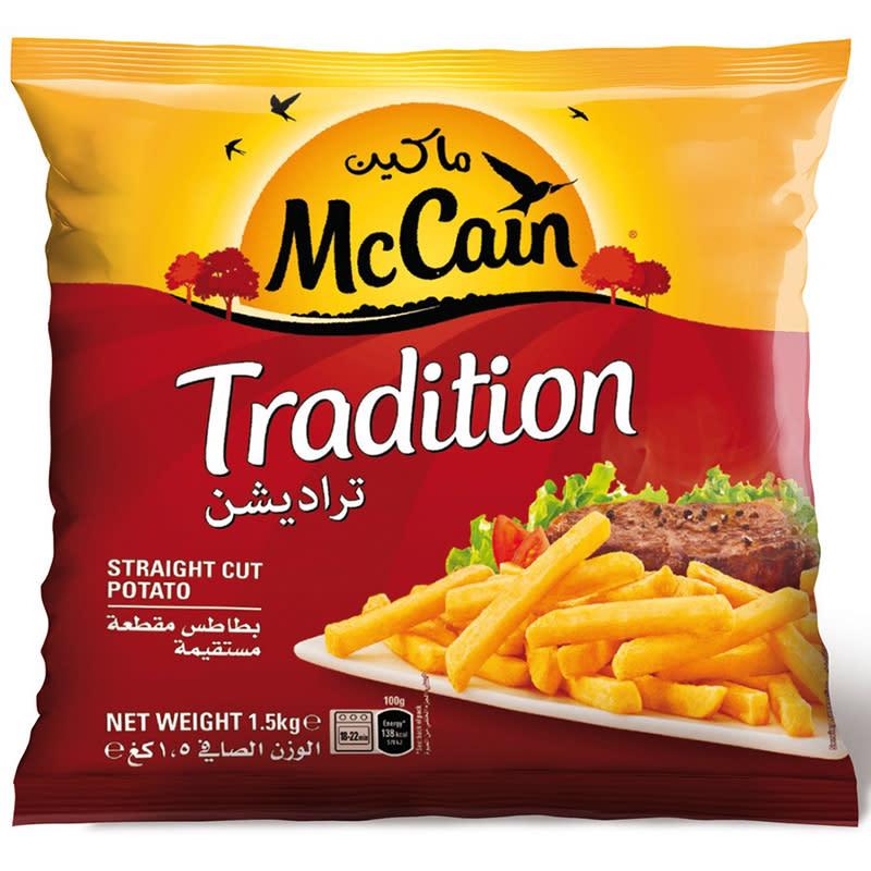 Mccain Golden Long F/Fries 1.5KG