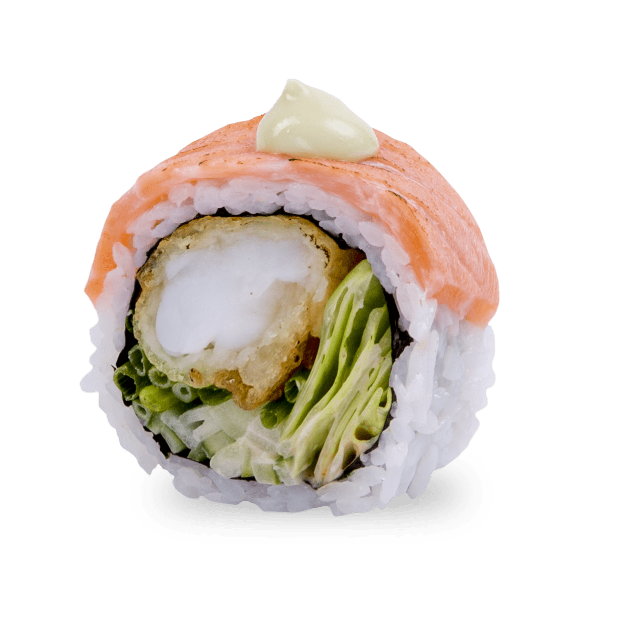 C6 SALMON TIGER ROLL 10szt