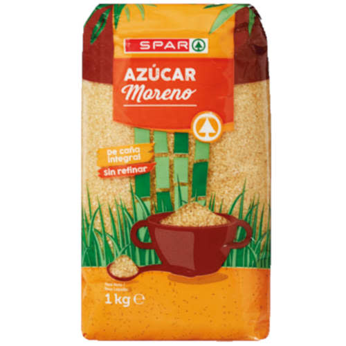 Azúcar Moreno Caña Integral (1 Kg.)
