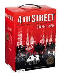 4Th Street Sweet Red 5000Ml