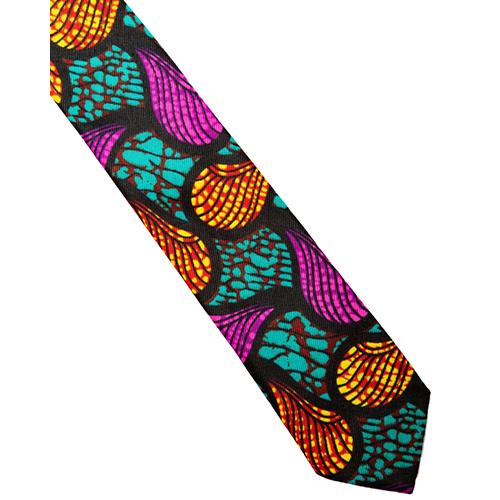 Cravatta in cotone - nara