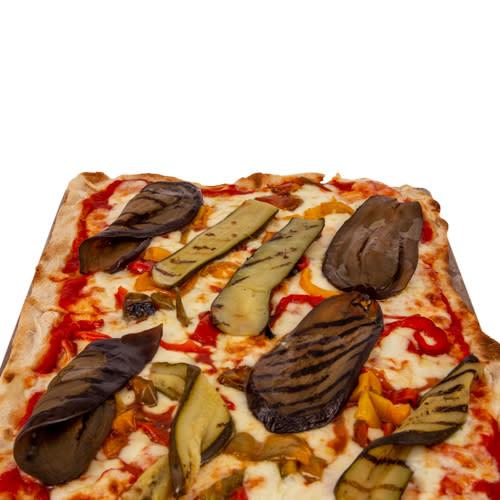 Pizza alle verdure - pala intera