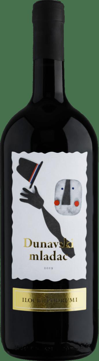 Dunavski Mladac Magnum Odabrana serija/Kvalitetna vina 1,5 l