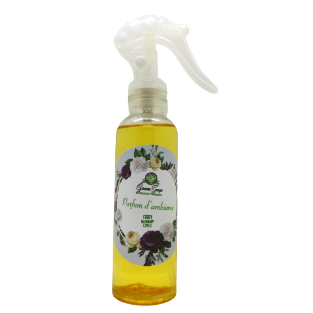 Parfum d'Ambiance Naturel 100% Organic 125ml