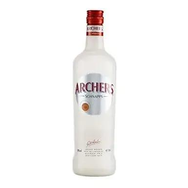 Archer'S Peach Schnapps 750Ml