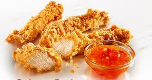 Crispy Strips 3pc. Meal