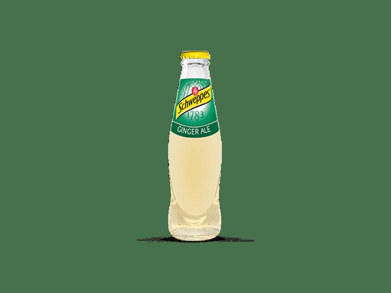 Schweppes Ginger Ale 25cl