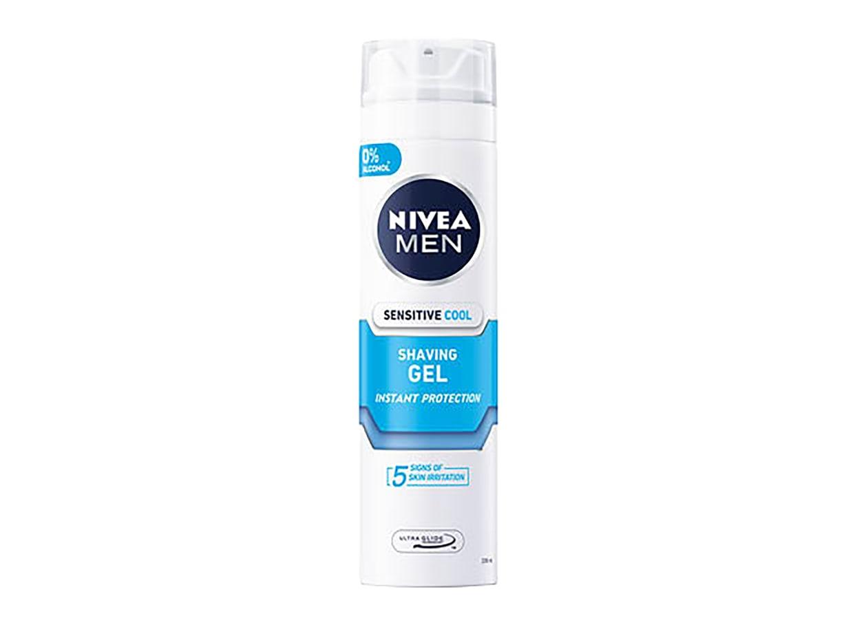 Гел за бръснене Nivea  Sensitive Cool (200мл) / 37507