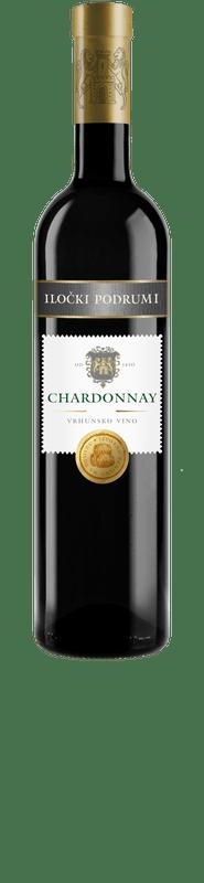 Chardonnay Premium serija/Vrhunska vina 0,75/1