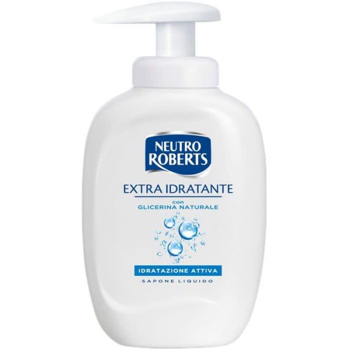 Neutro Roberts Sapone Liquido Extra Idratante flacone da 300 ml