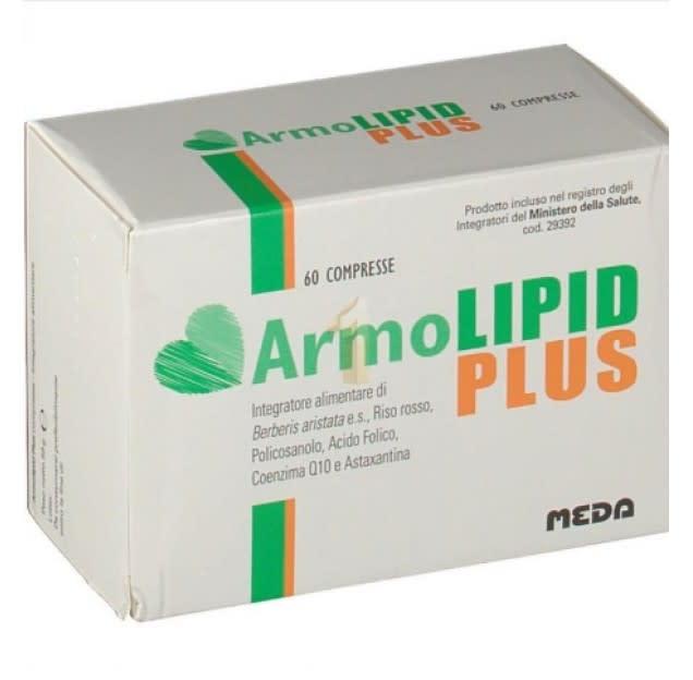 Armolipid Plus 60Cpr