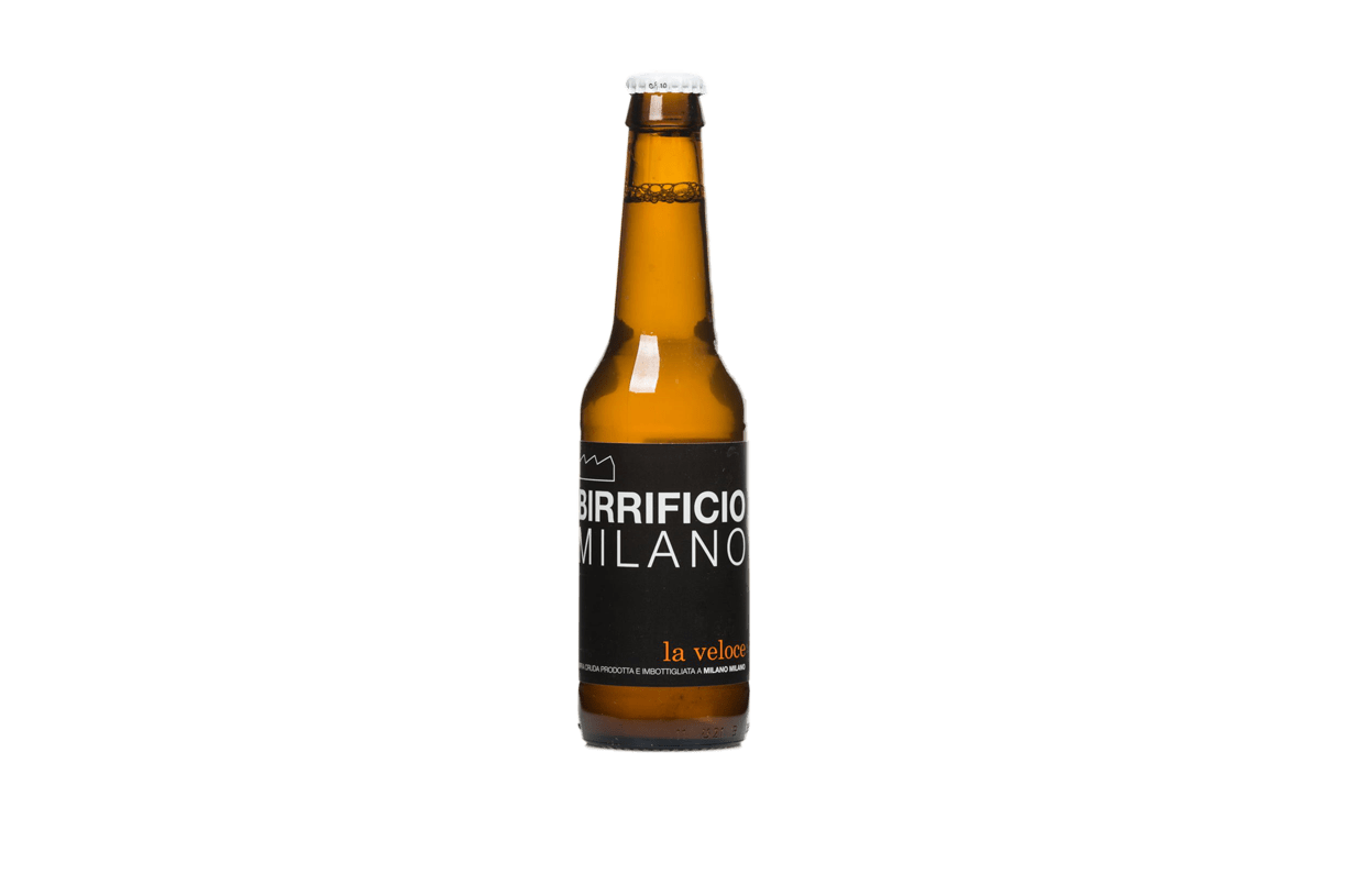 Birra Artigianale Birrificio La Veloce in Vetro 33cl