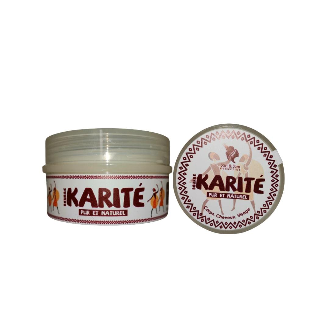 Beurre de Karité Pur et Naturel 10ml