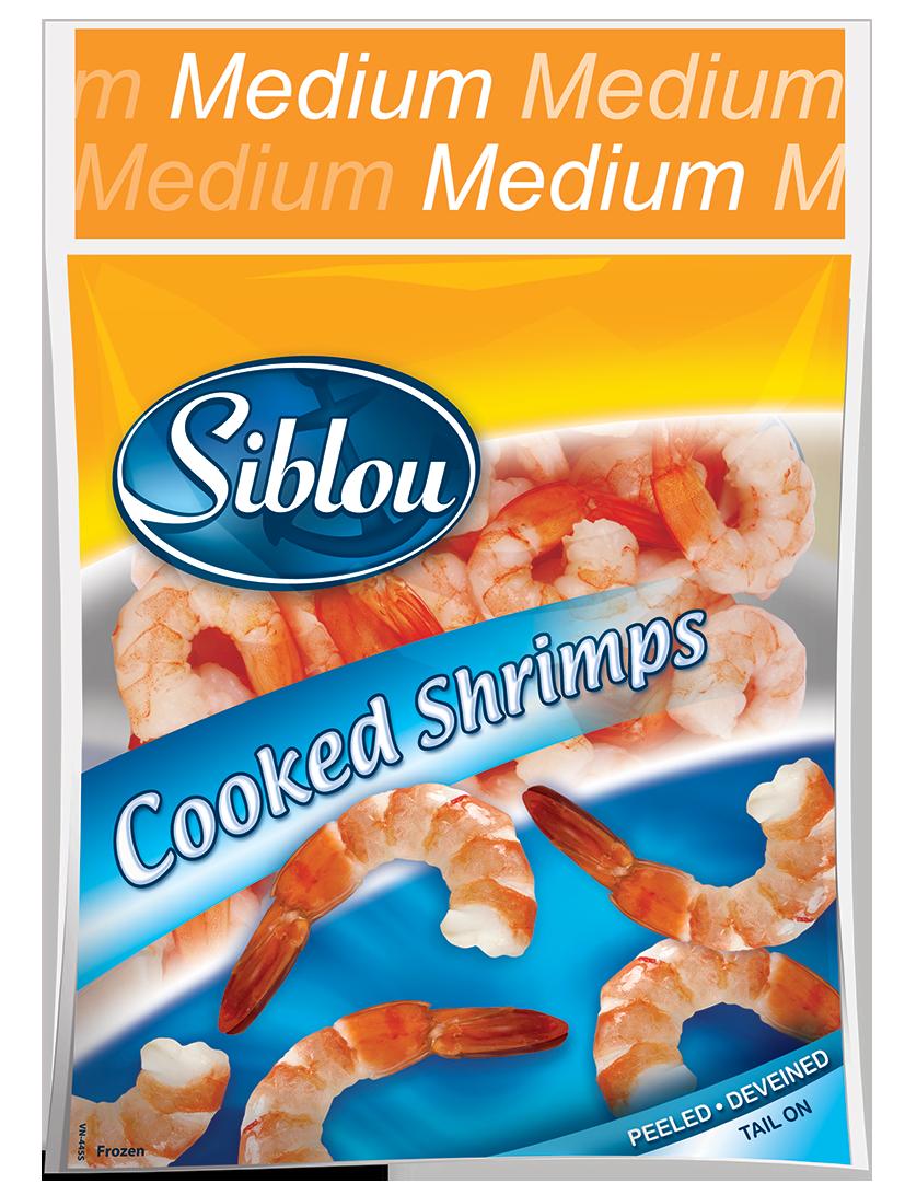 Siblou Medium Shrimps 500G