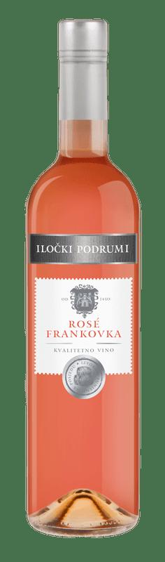 Frankovka Rose  Odabrana serija/Kvalitetna vina 0,75/1