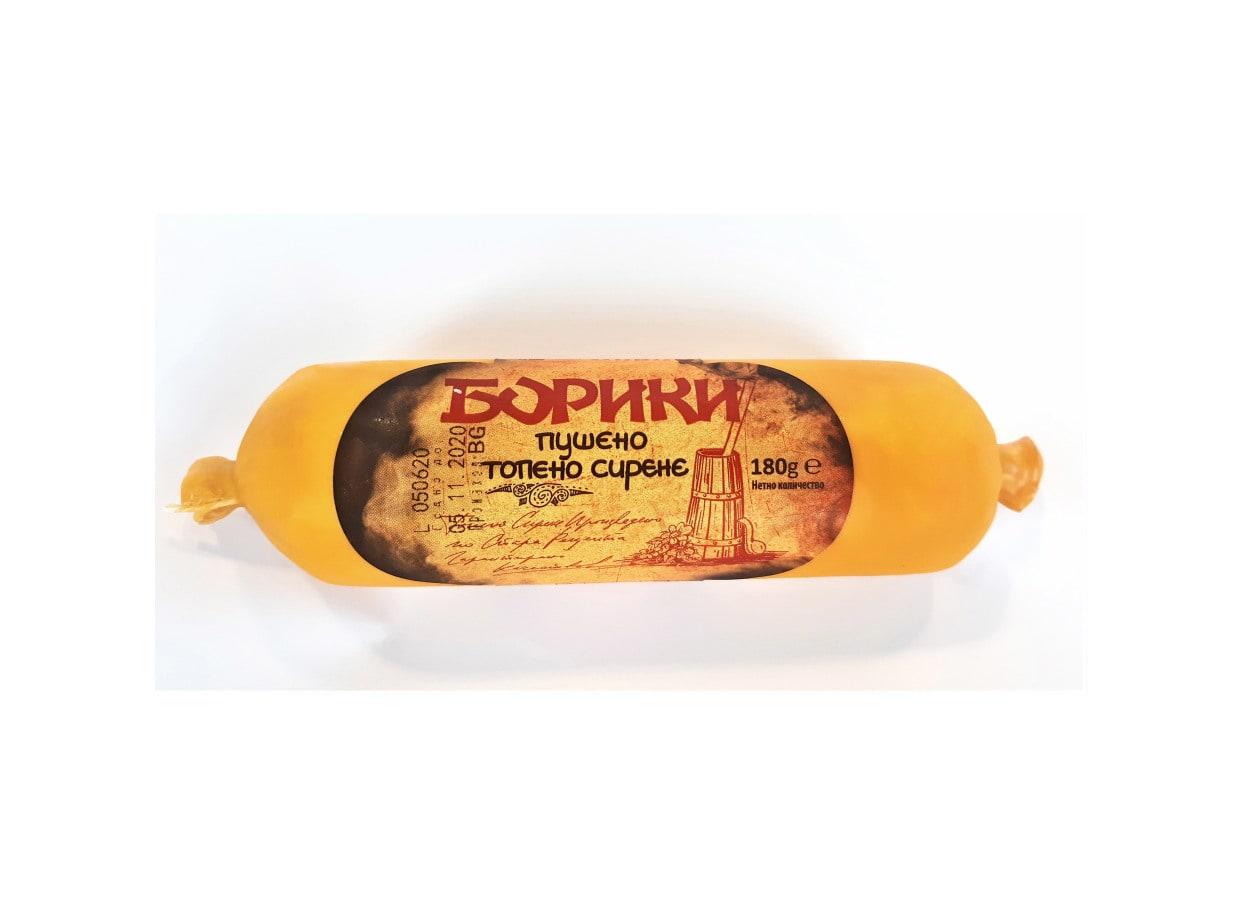 Сирене топено черво с восък Борики (180г) / 29003