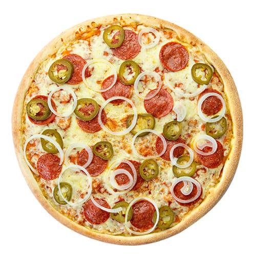 Pizza Diavola duża