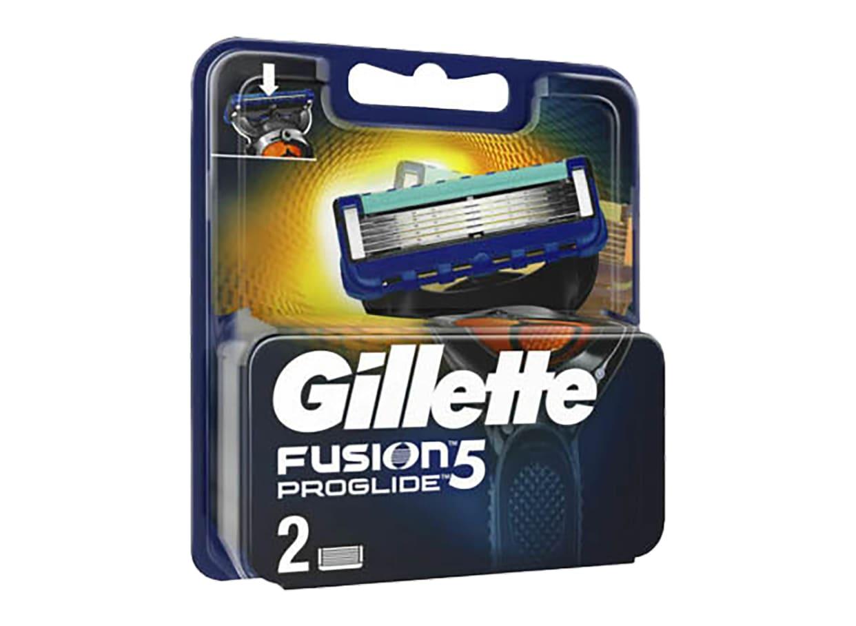 Ножчета Gillette Fusion Proglide опаковка (2бр) / 38900