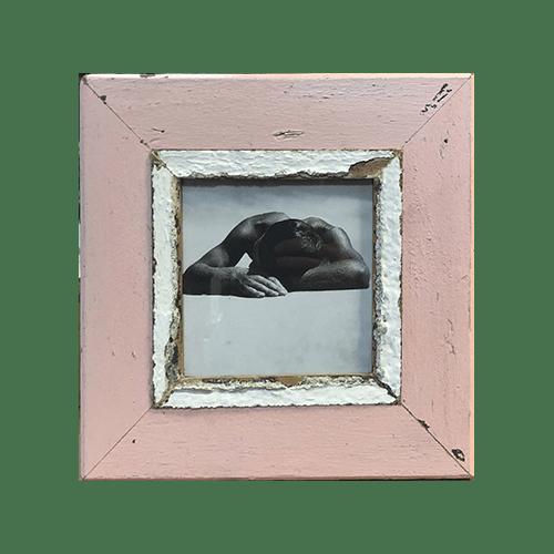 Cornice in legno recuperato 28x28 AA