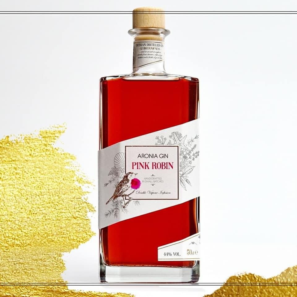Pink Robin Gin 0.5l